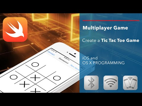 iOS Swift Tutorial: Simple Multiplayer Game - Tic Tac Toe
