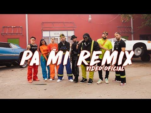 Xxx Mp4 Dalex Pa Mi Remix Ft Sech Rafa Pabön Cazzu Feid Khea And Lenny Tavárez Video Oficial 3gp Sex