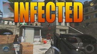 Infinite Warfare: Infected Multiplayer Gameplay