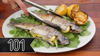 The Ultimate Guide To Grilling Fish • Tasty 101