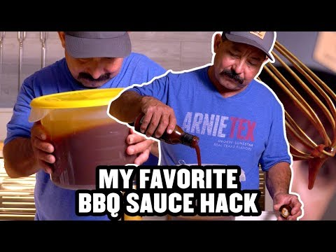 BBQ Sauce Recipe? Check out these HACKS