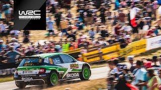 WRC 2 - ADAC Rallye Deutschland 2018: EVENT HIGHLIGHTS