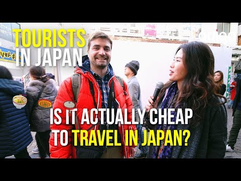 Is It Cheap To Travel In Japan?