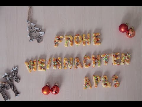 Season's Greetings from AP&S / Instructions of baking delicious Christmas Cookies