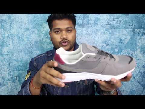 Unboxing: HRx Sneaker |HINDI