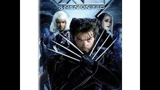 Download Opening To X2:X-Men United 2003 DVD (Disc 2) Video