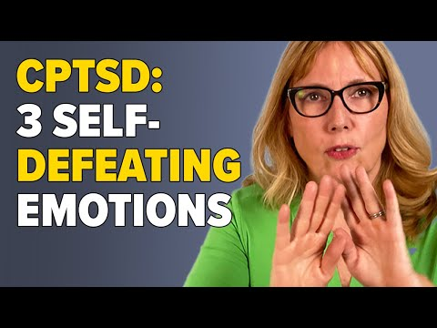 The 3 Emotions That Drive Self-Defeating Behavior