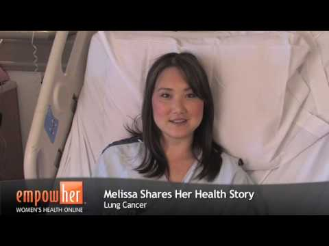 Melissa Shares What It Is Like Knowing Her Lung Cancer Is Terminal