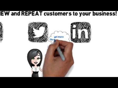 Customer Care Group - Chalk Board Animation