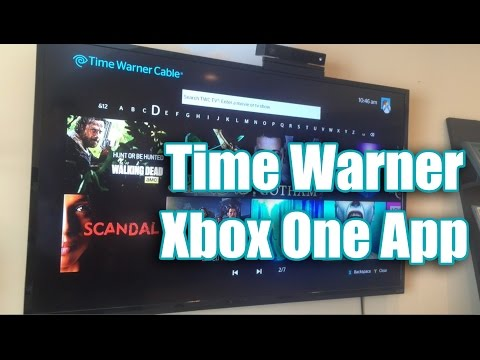 Xbox One Time Warner App is now available