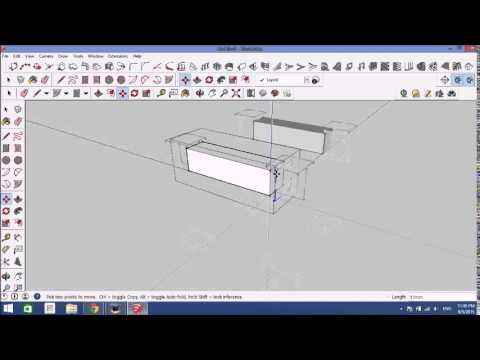 Sketchup Construction Sequence Animation