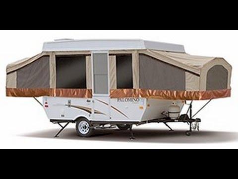 Palomino Tent Trailer
