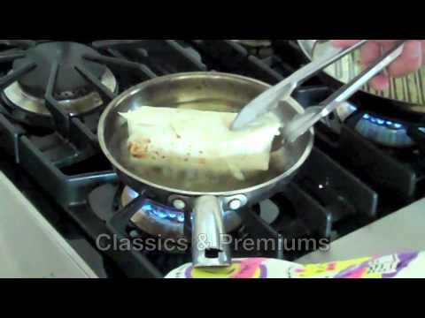 Pan Fry Cooking