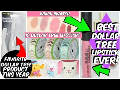 DOLLAR TREE HAUL NEW FINDS FEBRUARY 2018