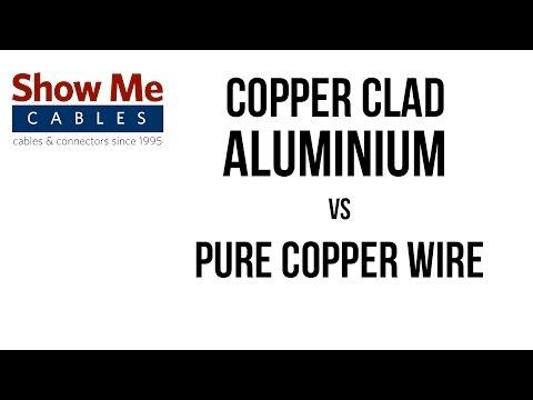 Copper Clad Aluminium vs Pure Copper Network Cables