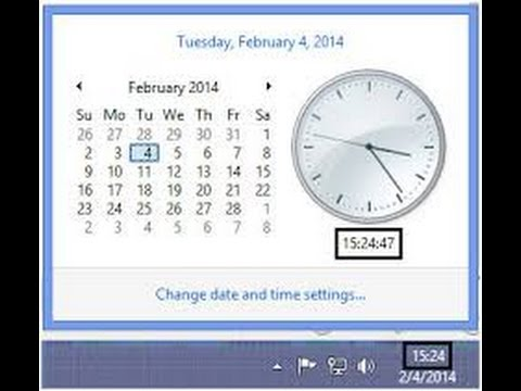 how to change 24 hour time format to 12 hour time format