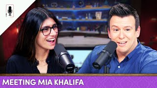 Mia Khalifa On Her Past, Shady People, Rejection, Shadowbans & More (Ep. 12 - A Conversation With)