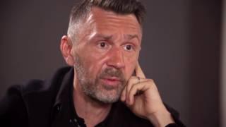 Эксклюзивное интервью ETV+ с Сергеем Шнуровым