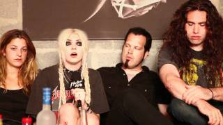 Interview - The Pretty Reckless  | Montreux Jazz Festival 2011