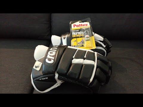 How To Repair Hockey Gloves?