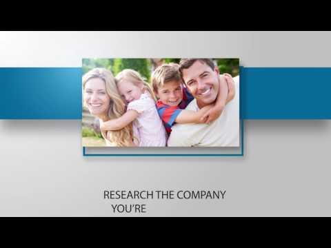 How To Choose A Life Insurance Company