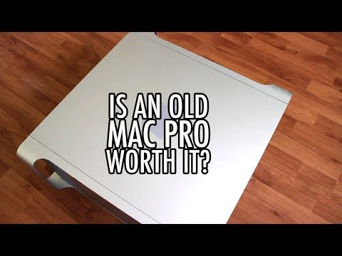 Is an old Mac Pro Worth It in 2015? Watch this Review.
