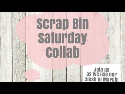 Scrap Bin Saturday Collab ~Intro And Paper Tassels