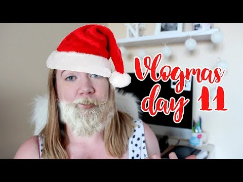 Do our kids believe in Santa? Why? | Vlogmas day 11