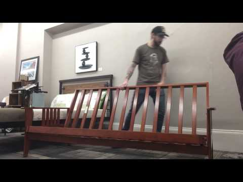 How to Build a Value Futon Frame (Type 2)