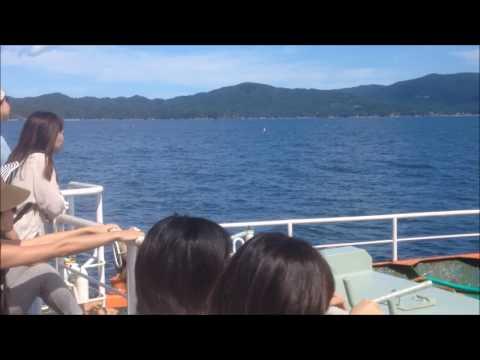 Japan journey from Tokyo to Tashirojima island