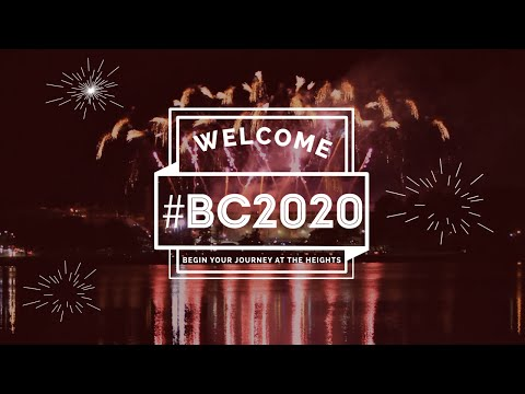 Welcome #BC2020