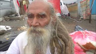 Baba with longest hair in the world