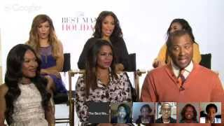 Download The Best Man Holiday - Google+ Hangout Video
