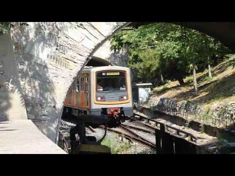 Athens subway (Metro w Atenach) - Akropol