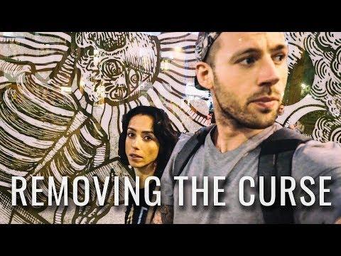 Removing the CURSE 💀(PART 3)   Coyoacan Mexico City Limpia & Tarot Reading