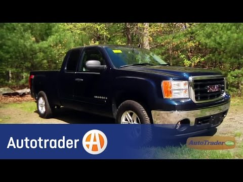 2007-2010 GMC Sierra 1500 - Truck | Used Car Review | AutoTrader