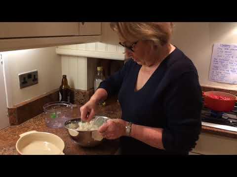 Christmas Baking- Cranberry Sauce, Sage & Onion Stuffing