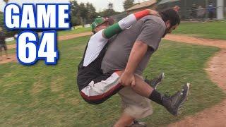 BEAST POWER! | On-Season Softball Series | Game 64