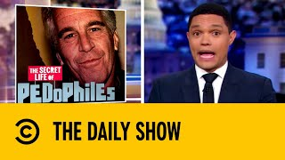 """Jeffrey Epstein's """"Shady Deal"""" With Alexander Acosta   The Daily Show with Trevor Noah"""