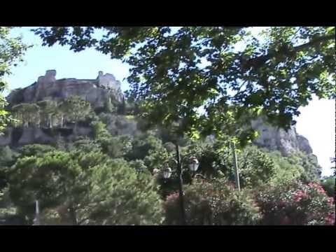 Euro 7 (2) Drive Pisa to Nice via Genoa and Monaco