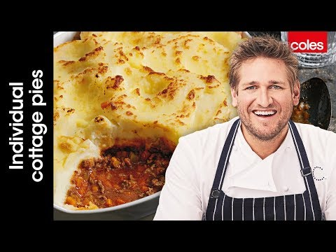 How to make individual cottage pies with Curtis Stone