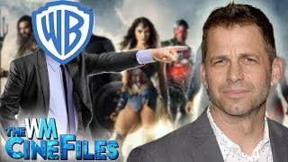 Zack Snyder Was FIRED from Directing Justice League – The CineFiles Ep. 59