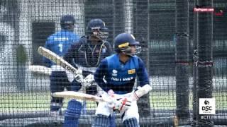 Sri Lanka's training session at Lord's Cricket Ground