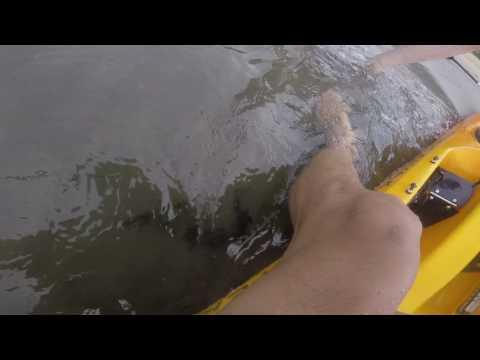 Kayak - Leg cramp