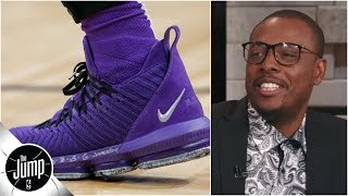 Paul Pierce goes off on players wearing rivals