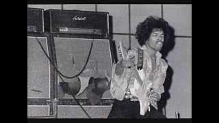 Jimi Hendrix- Cobo Arena, Detroit 11/30/68