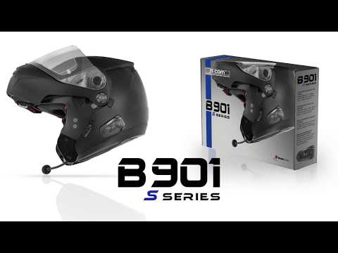 Nolan N Com B901 Series Bluetooth Helmet Intercom System