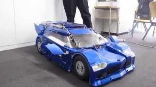 Dope  Japanese Inventors Create Real Life Transformer ! Transformers  en vrai ! [@News Be Like ]