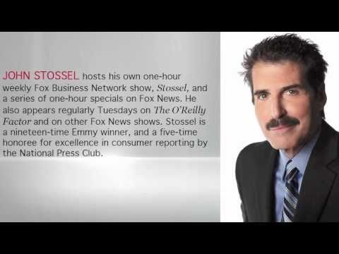 Doubt Everything. John Stossel Does.