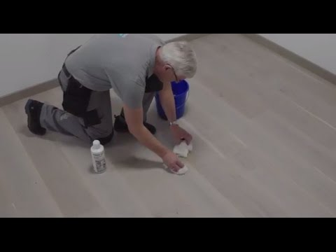 How to remove stains from your wood flooring | Tutorial by Pergo